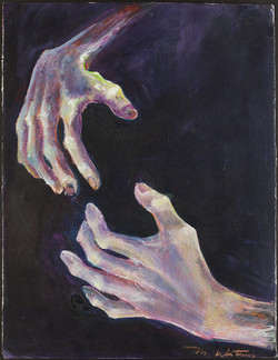 Hands, August 6th #9