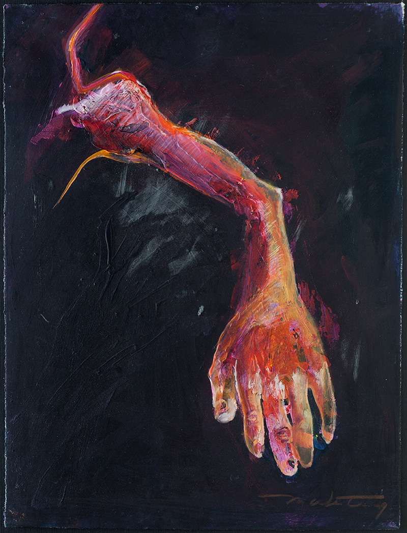 Hands, August 6th  #12