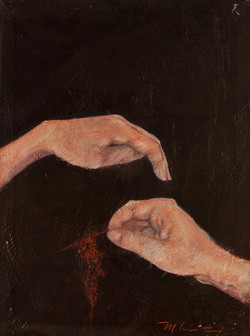 Hands, August 5th, #12