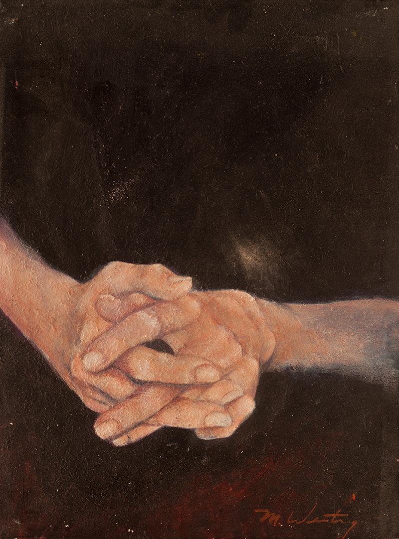 Hands August 5 #1