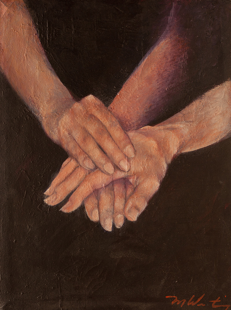 Hands, August 5th #6