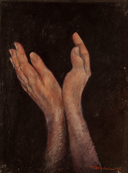 Hands, August 5th #3
