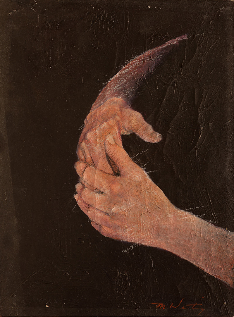 Hands, August 5th  #2