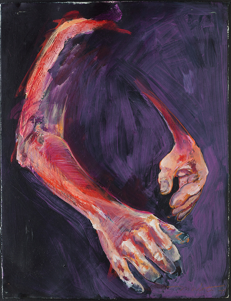 Hands, August 6th #10