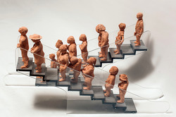 Escalator, view #9