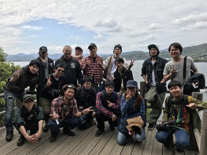 2017#大人ツーリング浜名湖舘山寺