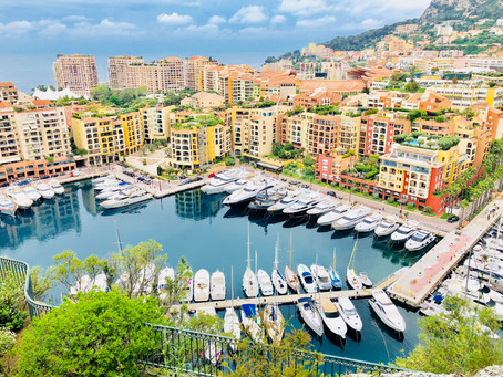 Europe Throwback Part 1: Monaco & Lake Como