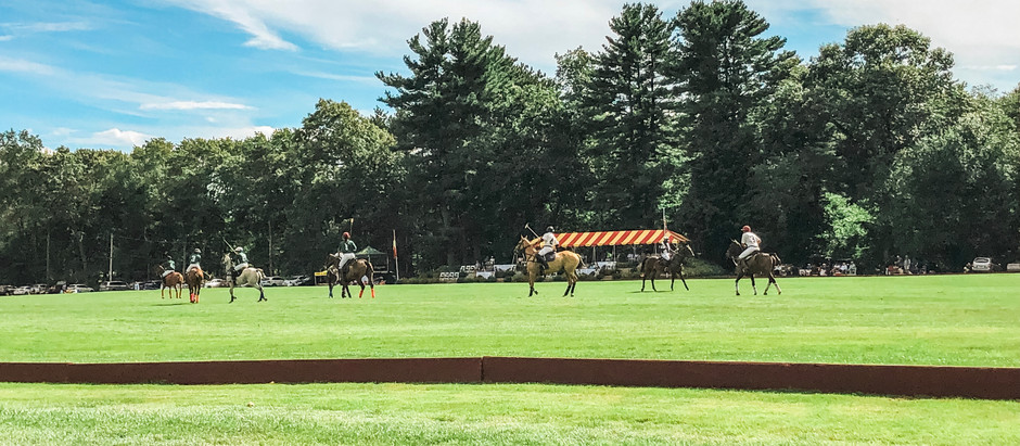 Sunday at the Polo Grounds