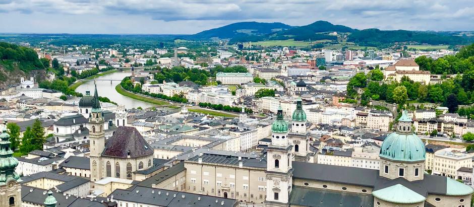 Europe Throwback Part 2: Salzburg