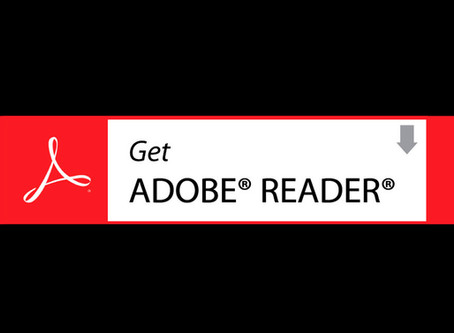 Printing with ADOBE reader
