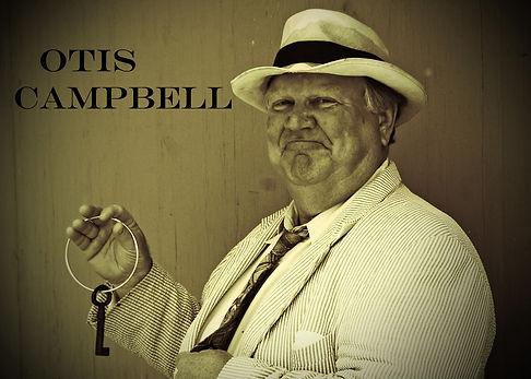 Kenneth Junkin Otis Campbell Tribute Artist