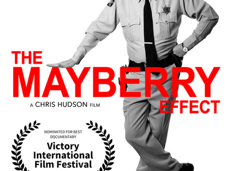 The Mayberry Effect screens at Victory International Film Festival in Evansville, IN