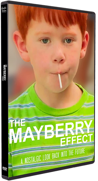 THE MAYBERRY EFFECT ON DVD.png