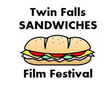 TWIN FALLS SANDWICHES FILM FESTIVAL LOGO