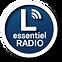 L'essentiel Radio - Logotype - Février 2