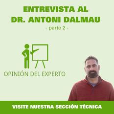 Entrevista a Dr. Antoni Dalmau Bueno