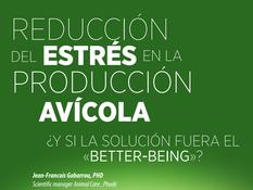 Reducción del estrés en la producción avícola.
