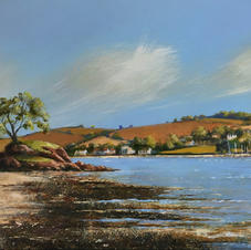 """High and dry   12""""x24"""" SOLD"""