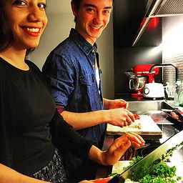 Kochen bei Dir zu Hause