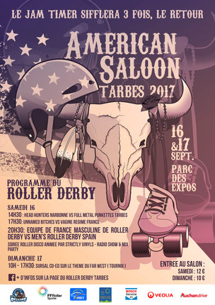 American Saloon 2017