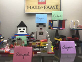 Out Lego Hall of fame is a very popular