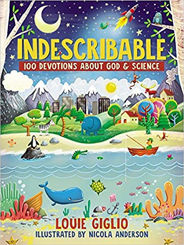 Indescribable 100 devotions about God an