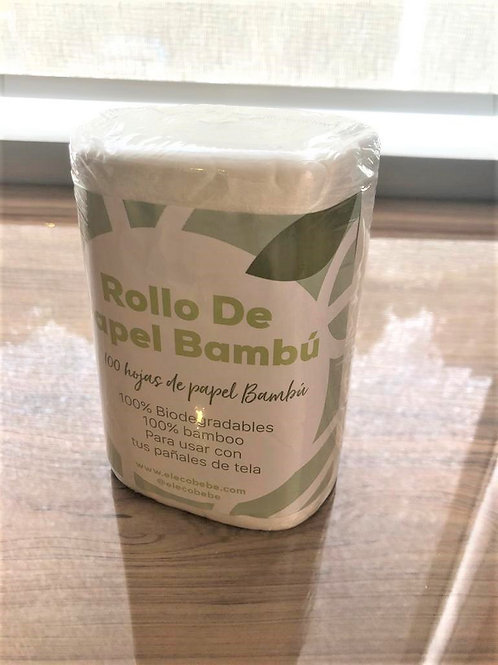 ROLLO FILTROS PAPEL BAMBOO