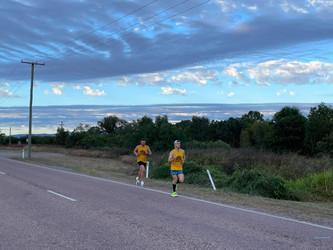 Race update: Gold Coast Virtual race