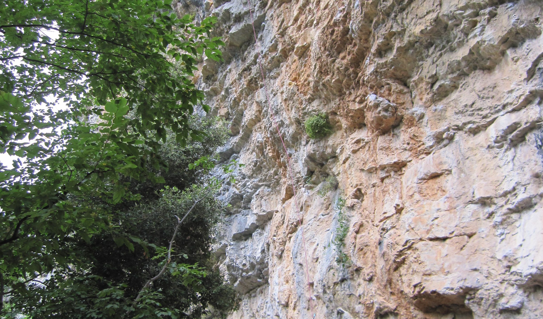 Climbing France, Gorge du Loup