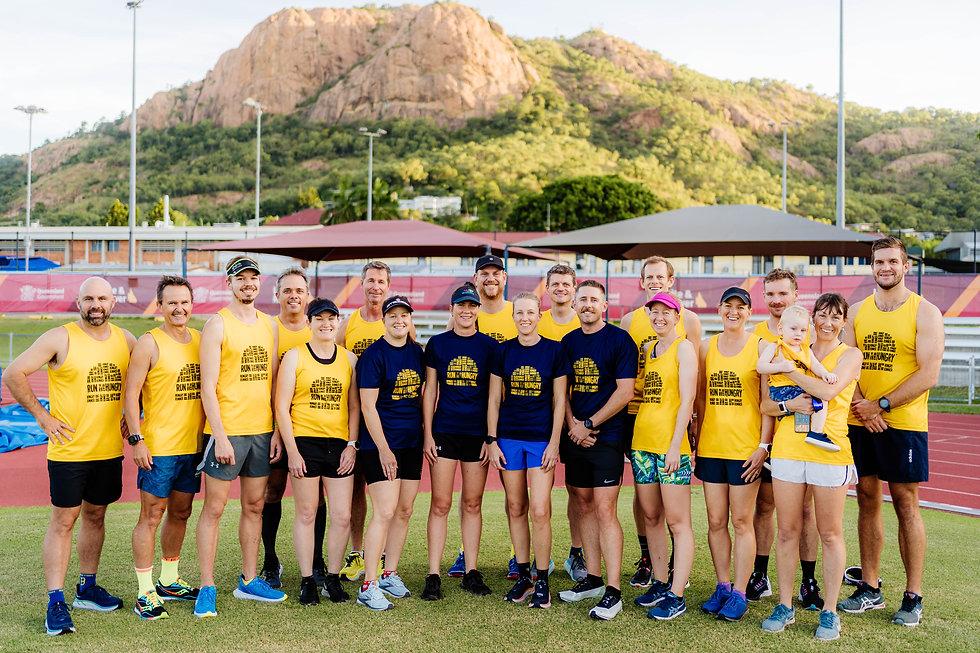 Hungry Runner Running group Townsville