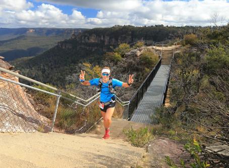 Training Tips: 100km Ultra Trail Australia course