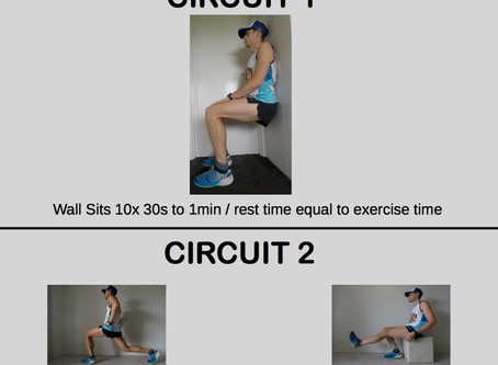 Endurance Workout #3: Leg Resistance