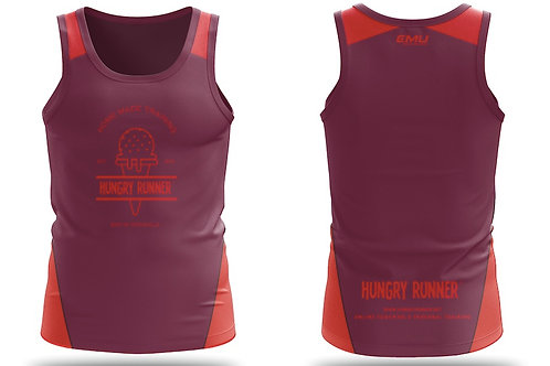 Women Hungry Runner Singlets