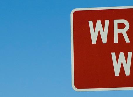 Training Talk: 10 common training mistakes