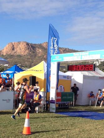 Townsville Marathon with Michael Richardson