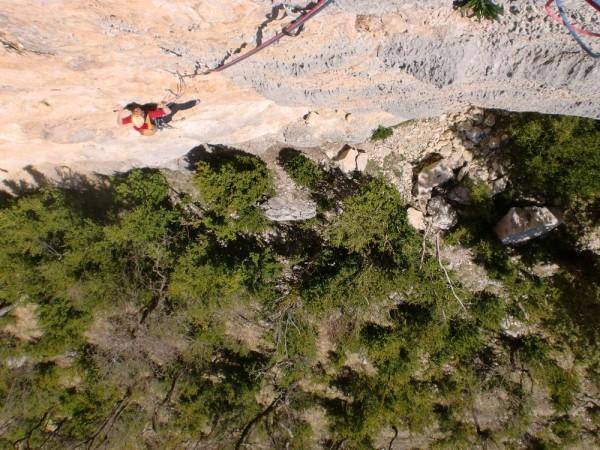 Climbing France, Presles