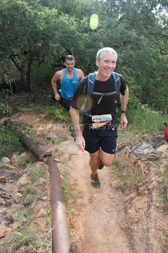Race Update: Outer Limits Castle Hill Trail run