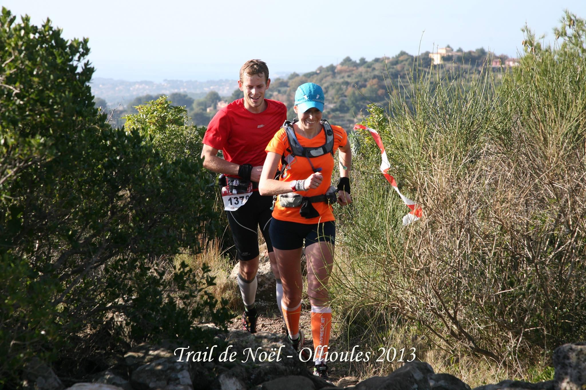Trail de Noel Ollioules