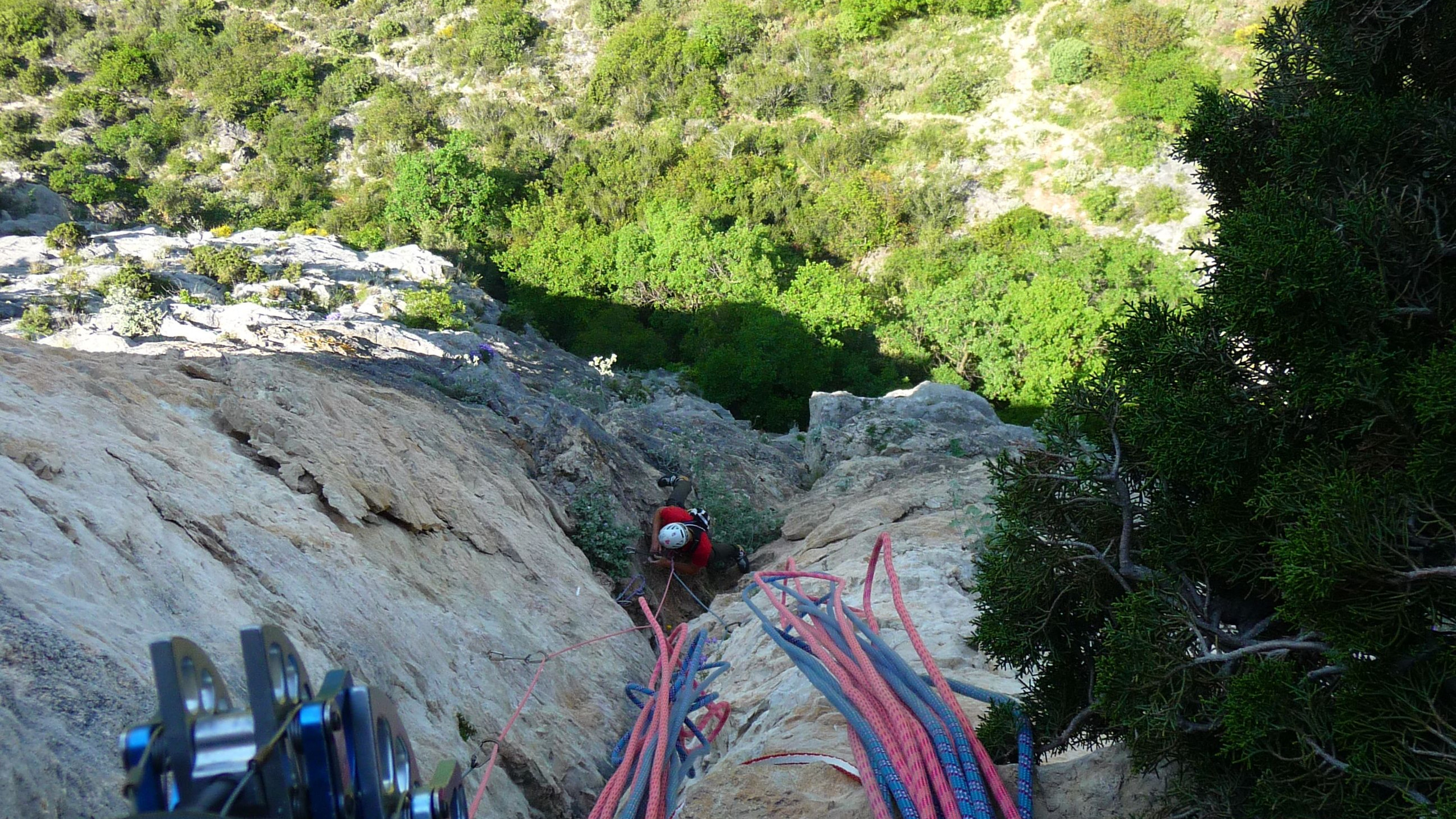 Climbing France, Saint Jeannet