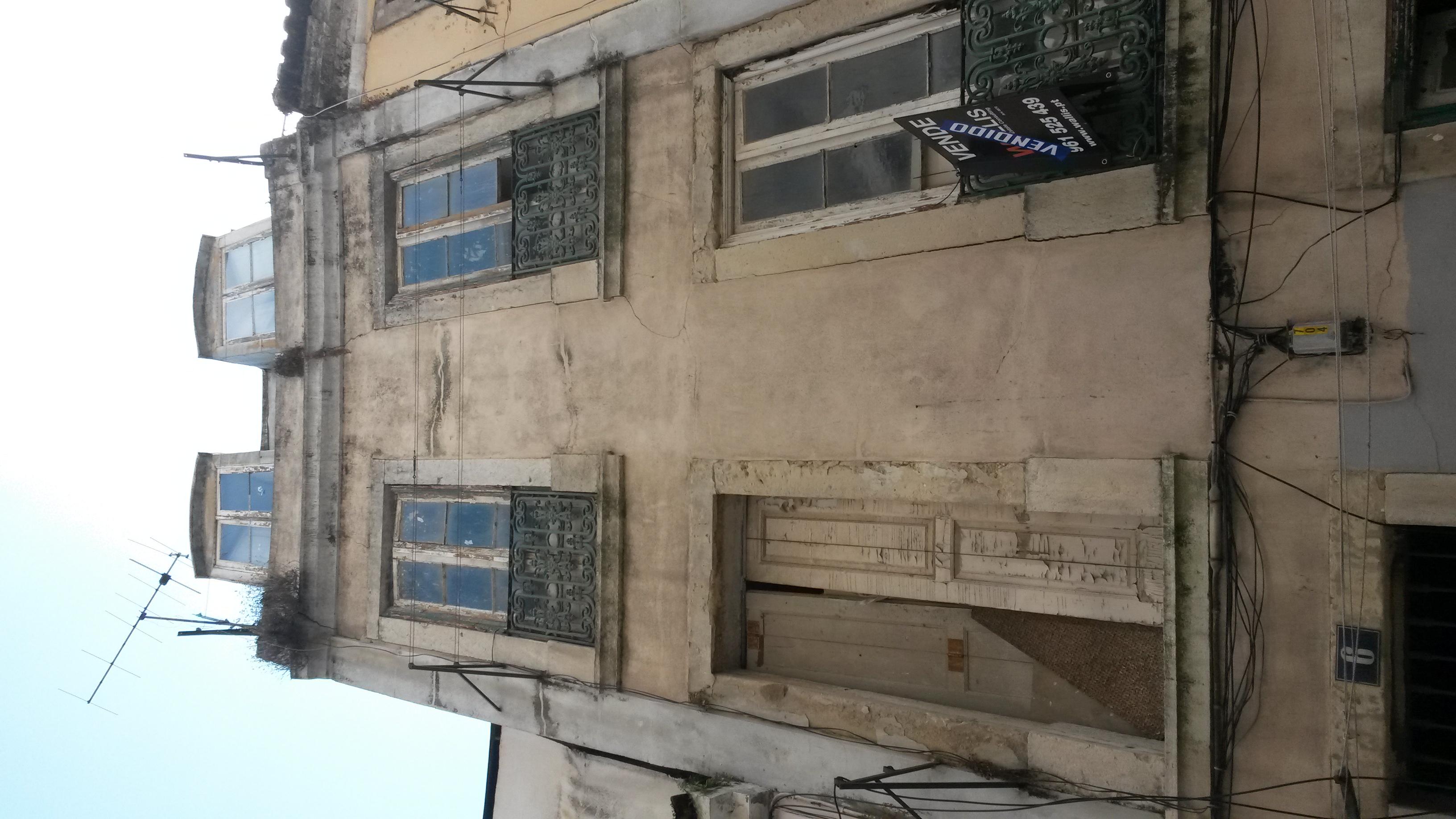 Reabilitação de edifício - Bica
