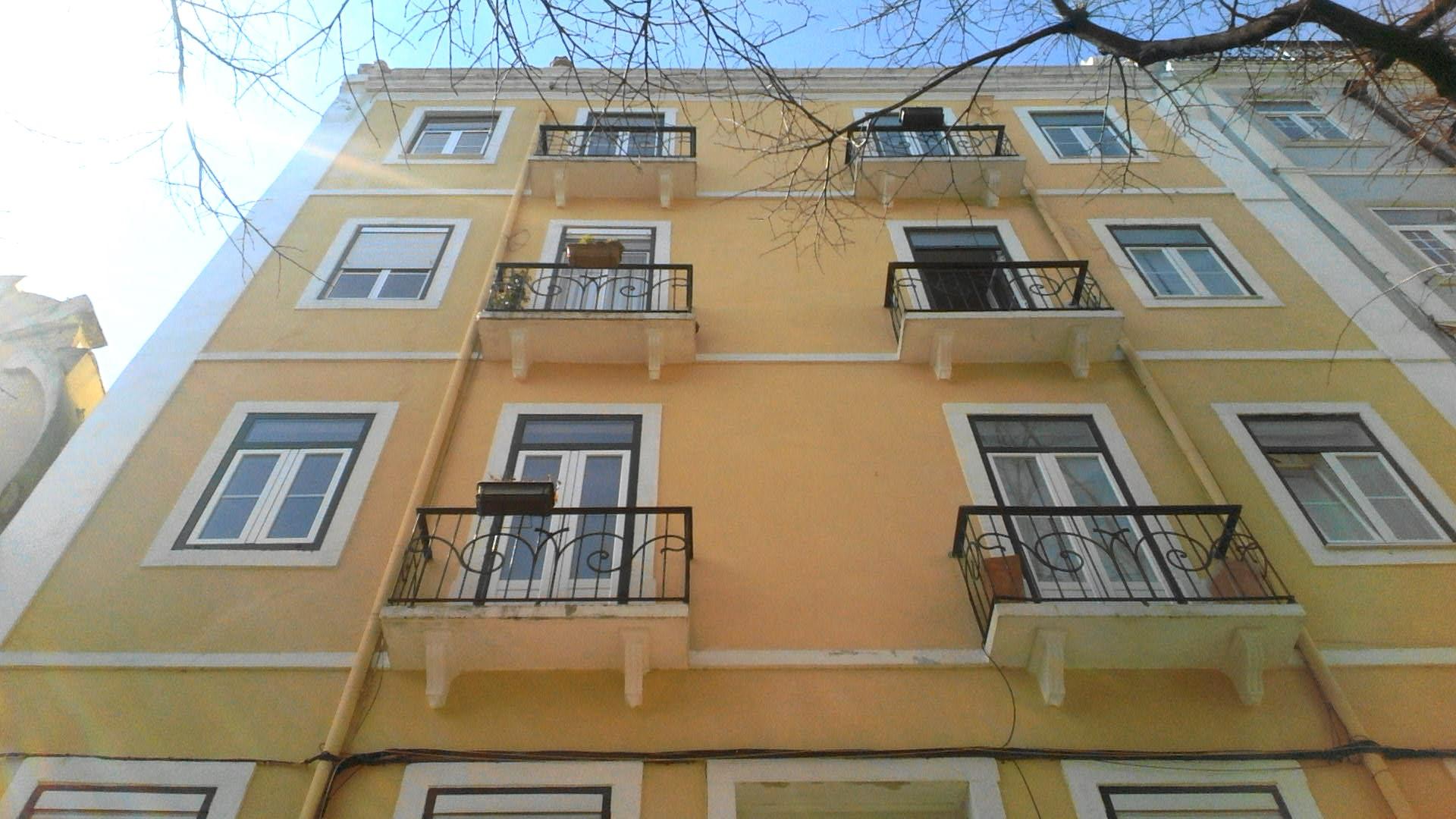 Reabilitação estrutural - Lisboa