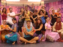 mauro fernandes danca famosos danças das indias novela globo caminho das indias