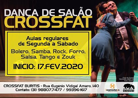 danca salao buritis crossfat belo horizonte bh forro samba bolero tango zouk bachata rock