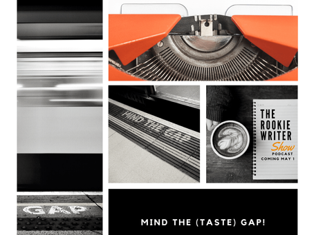 Episode 036 | Mind the (Taste) Gap