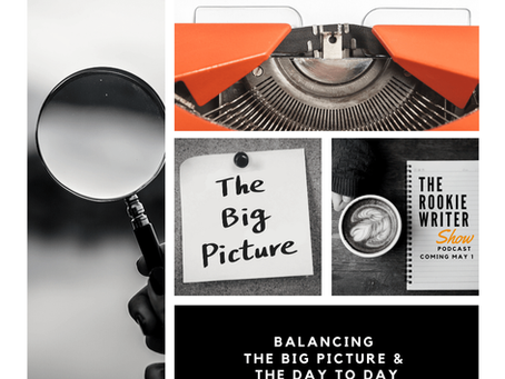 Episode 035   Balancing the Big and Small Pictures