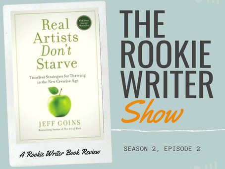 S2/E2: Real Artists Don't Starve by Jeff Goins