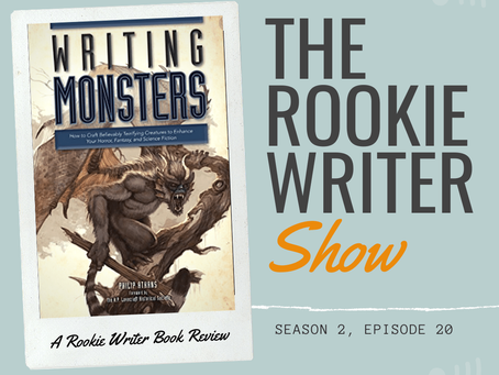 S2/E20: Writing Monsters by Philip Athans