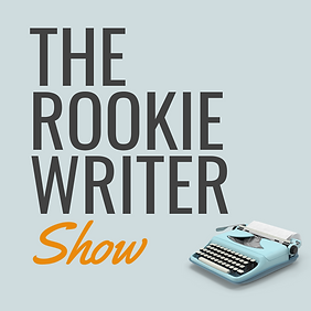 The Rookie Writer Show podcast logo