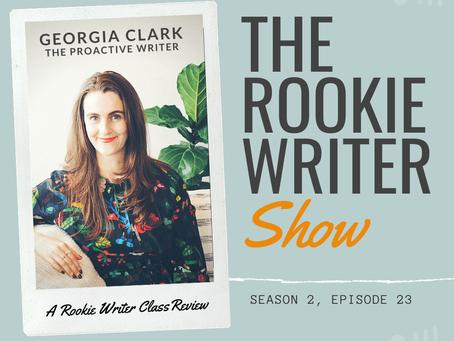 S2/E23: The Proactive Author by Georgia Clark