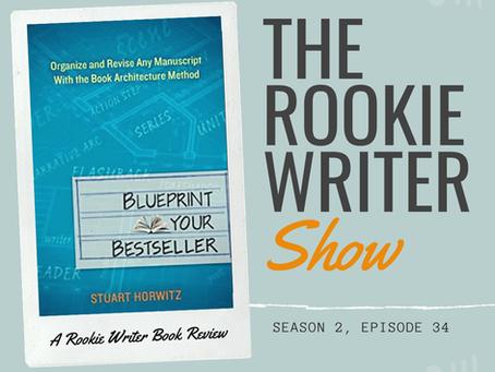 S2/E34: Blueprint Your Bestseller by Stuart Horwitz